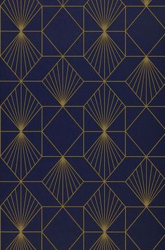 Ideas For Geometric Art Deco Pattern Design Arte Art Deco, Moda Art Deco, Estilo Art Deco, Art Deco Print, Art Prints, Geometric Patterns, Textures Patterns, Geometric Art, Blue Patterns
