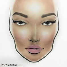 .  ✯✯ NICKI MINAJ ✯✯  .  @nickiminaj とのコラボヌードリップ✨  今の時期に使いやすいヌードリップ✨  ヌードリップ使ってみたい人は  沢山あるヌードカラーから自分に合った  ヌードカラー見つかるはず😁  .  ➲ #H2O_FaceChart  ------------------------------------------#MAC#MACmakeup#makeup#Basemakeup#skin#eyeshadow#eyes#eyecolor#Lipstick#Lipcolor#Blush#Facechart#MACFacechart#love#macartistchallenge#MACgirl#MACboy#myartistcommunity#myartistcommunityjp#macnickiminaj#macnickisnude