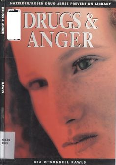 Angry People Doing Drugs   Awful Library Books