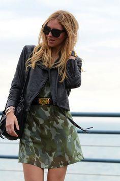 Tendencias Otoño-Invierno 2012/2013: la calle se convertirá en un campo de batalla... Esto es la (fashion) guerra. El punto más álgido de la moda militar la viviremos esta próxima temporada Otoño-Invierno 2013.
