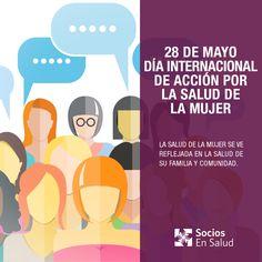 """Hoy, en el """"Día Internacional de Acción por la Salud de la Mujer,  Socios En Salud reafirma su compromiso de luchar por el derecho de todas las peruanas a tener acceso a servicios de salud de calidad sin restricciones ni exclusiones. Es por ello que a través del proyecto de """"Prevención de la Transmisión vertical del VIH"""", queremos reducir las barreras que limitan la atención de  las gestantes con VIH."""