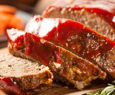 Man, the hardest part of becoming a vegetarian is knowing I'll never have my Mama's Old Fashioned Meatloaf again.
