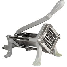 """French Fry Potato Press.... I really want one of these so I can make baked sweet potato """"fries"""""""