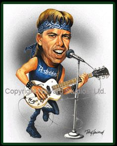 George Thorogood Picture