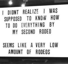 Get back up on that 🐴 datingmemes dating love relationships relationshipgoals rodeo datingadvice singleforlife single singlemom singledadlife Rodeo Quotes, Me Quotes, Funny Cartoons, Funny Memes, Relatable Meme, Riding Quotes, Get Back Up, Single Dads, Do Everything