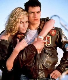 Kelly McGillis and Tom Cruise film Top Gun. 80s Movies, Great Movies, I Movie, Movie Stars, Movie Trivia, Tom Cruise, Movies Showing, Movies And Tv Shows, Kelly Mcgillis