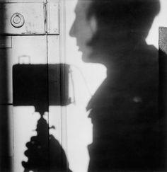 André Kertész  Self-Portrait  Paris, 1927
