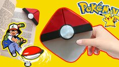 How to make easy Pokemon Pokeball Bookmark Corners in less than 5 minutes? Don't forget to subscribe for easy paper crafts for kids. Watch this video and complete your Pokemon bookmark corners collection :) Pokemon Bookmark, Easy Pokemon, Paper Bookmarks, Paper Crafts For Kids, Make It Simple, Don't Forget, Sunglasses Case, Watch, How To Make