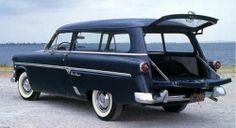 1954 Ford Customline Ranch Wagon