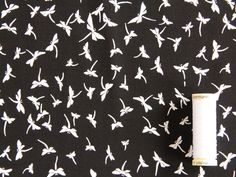 dragonfly print jersey dress fabric