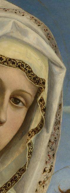 Giovanni Battista Cima da Conegliano - The Virgin and Child