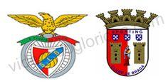 O Benfica jogou dia 18 de Agosto de 2012 contra a Braga em jogo a contar para a 1ª jornada do campeonato português tendo empatado 2-2.