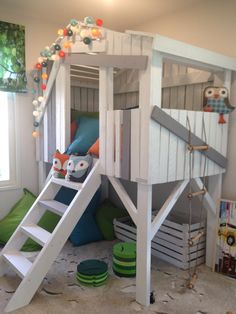 Fun room for kids!