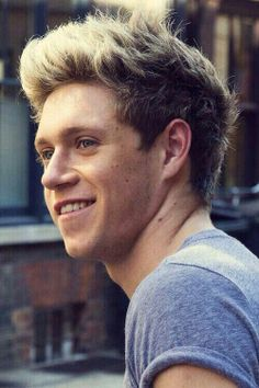 Niall Horan. He's so gorgeous and he's my favorite one direction member