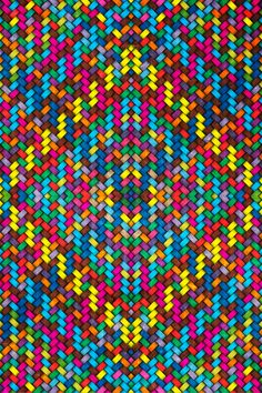 Patterns In Nature, Textures Patterns, Print Patterns, True Colors, All The Colors, Tactile Texture, Textures And Tones, Repeating Patterns, Rainbow Colors
