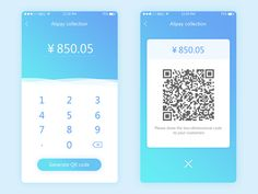 Alipay ui designed by xipishi. Connect with them on Dribbble; Android App Design, App Ui Design, Mobile App Design, Mobile Ui, Web Design, Android Ui, Qr App, Qr Code App, Ui Color