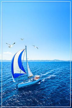 Hi august sea travel background material