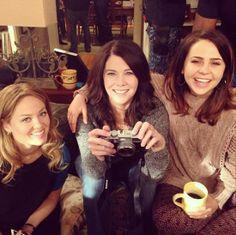 Ladies Night, Girls Night, Parenthood Tv Show, Erika Christensen, Mae Whitman, Lauren Graham, The Wedding Singer, Lights Camera Action, Family Show