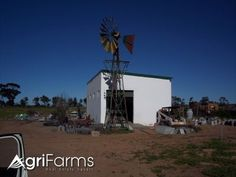 This smallholding is the right property if you want to start a small business near growth-point towns like Vredenburg, Saldanha and Langebaan RUNNING. Water Irrigation, Wendy House, West Coast, Farms, Wind Turbine, Shed, Lifestyle, Building, Homesteads
