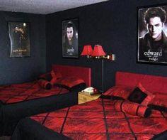 The Twilight Saga Eclipse Double Quilt Duvet Cover Set