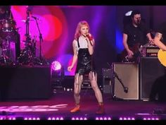 "Paramore  ""Still Into You"" Jimmy Kimmel"