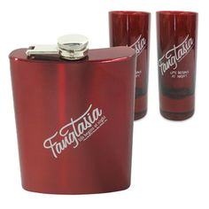 Fangtasia Flask & Shot Glass Set, $29.99, now featured on Fab.