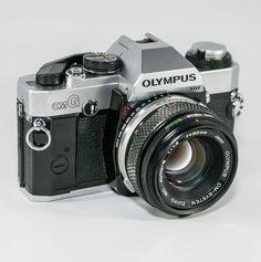 Olympus OMG 35mm SLR Camera Body Bundled with 50mm f1.8 Lens