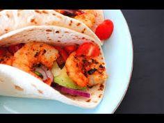 Ricetta veloce Tacos di Gamberetti, Quick recipe f - YouTubeTacos di Gamberetti - Shrimp tacos - Tacos de camarón - Tacos de crevettes guardate questa e altre video ricette sul nostro canale YouTube sapori e odori di casa mia