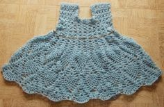Sweet Nothings Crochet: OH-CHO-CHWEET PINEAPPLE DRESS