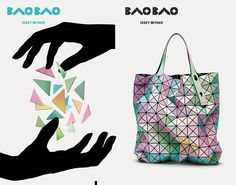 I'm dying to have this Bao Bao Bag! Need it so bad!