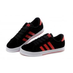 huge selection of 1c4c3 0d170 Adidas NEO SE Daily Vulc Suede Zapatos Unisex núcleo Negro University rojo  Sneakers F39073 Adidas
