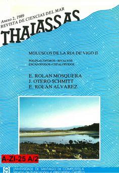 Moluscos de la ría de Vigo / Emilio Rolán Mosquera