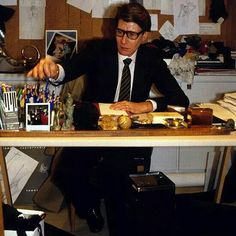 YSL AT WORK