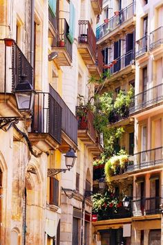 Picturesque Houses of Barri Gotic, Barcelona Spain | TOP 10 Free Things to See and Do in Barcelona