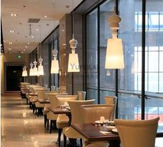 1Pc Modern Fashion design House Garden Guards light Pendant lamp Home Lighting Fixtures