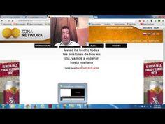 zona network total nuevas misiones julio 2014  ttp://www.zonanetwork.com/placido80  http://placido80.zonanetwork.com/pagina/4549/GANA-DINERO-CON-TLC