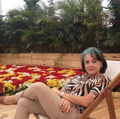 Sábado à tarde.  Cotidiano olímpico da artista plástica Maria Cecilia Camargo.  https://www.facebook.com/mariacecilia.camargo.1/videos/1170073013013343/  #Olimpíadas #sábado #tarde #festa #Rio2016 #MuseudoAmanhã #jogos
