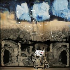 Stanley Donwood ~ Radiohead ~ I Might Be Wrong