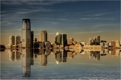 Last reflection in NYC by Pascal Bobillon on 500px