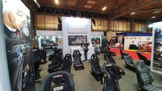 Did you manage to get over to the Cobra Motorsport display at AutoSport international last weekend? Sit in some seats? Find them comfortable and looking to discuss specifications? Give us a call! 0115 9893488 Motorsport Events, Bike, Display, Bicycle, Floor Space, Billboard, Bicycles