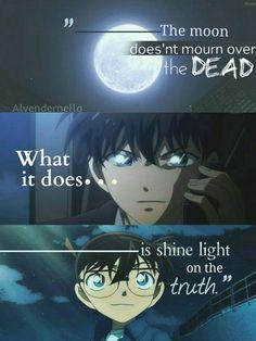 Kudo Shinichi #quotes