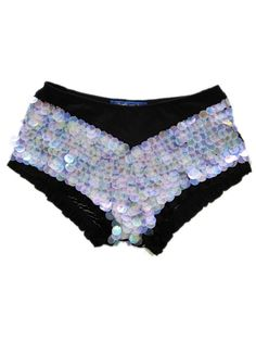 Sequin Hotpants