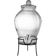 "Getränkespender ""XXL"" (transparent, ABS, Glas, Metall) als Werbeartikel auf GIFFITS-WERBEARTIKEL.ch | Art.Nr. 195819 - Bild 2 - 500 x 500 Pixel"