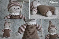 Cuddly-Baby (Nederlands) - Happy Stitches