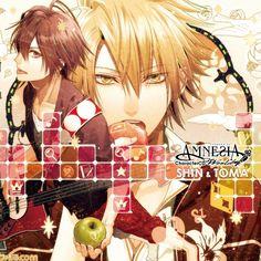 Amnesia World | タイトル:AMNESIA World キャラクターCD シン&トーマ