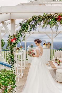 Autumn wedding Maleny
