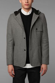 D Collection Williamsburg Jacket Urban Outfitters   $178.00