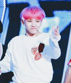 Seventeen woozi(credit to @Seventeen_woozi on instagram?