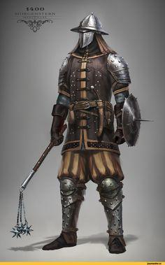 Max-Yenin-art-красивые-картинки-knight-3896848.jpeg (754×1200)