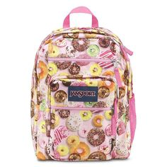 Jansport donut backpack for big kids. Love!
